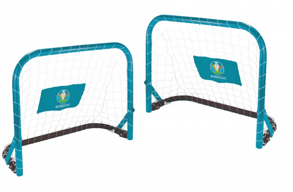 EURO 2020 Mini Fußballtor-Set