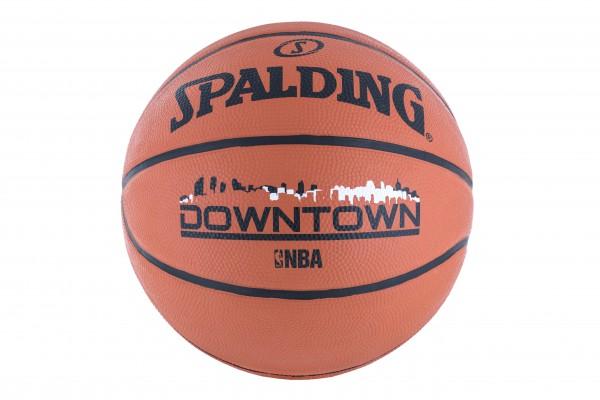 Spalding Basketball NBA Downtown in Größe 7