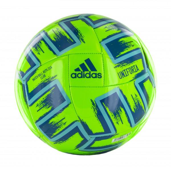 Adidas EURO 2020 Glider Fußball UNIFORIA CLUB, Gr. 5, solar green