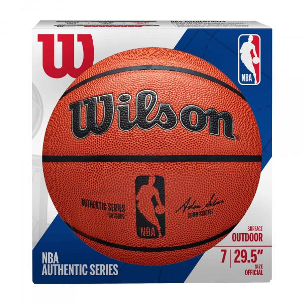 Wilson NBA Basketball Replika, Authentic Series, Gr. 7 in Box