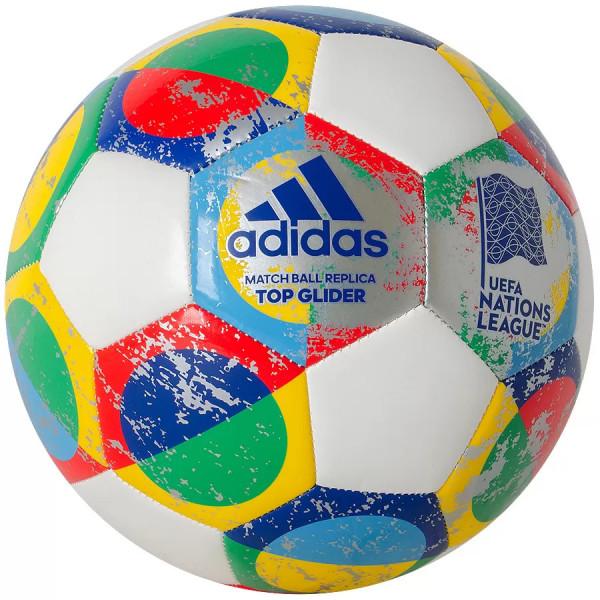 Adidas UEFA Nations League Match Ball Replica Top Glider in Größe 5